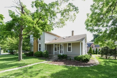 South Elgin Multi Family Home Price Change: 215 North South Elgin Boulevard