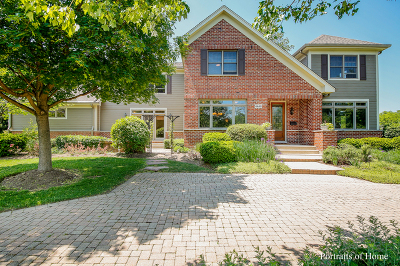 Downers Grove Single Family Home For Sale: 4448 Lee Avenue