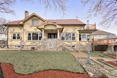 Johnsburg Single Family Home New: 800 Oak Grove Road