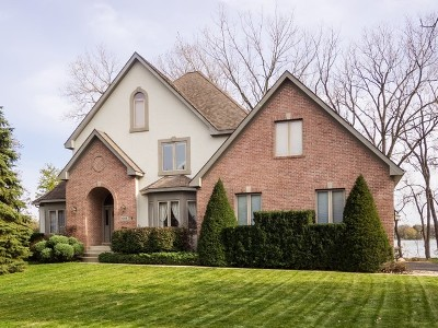Grayslake Single Family Home For Sale: 1 West Shore Drive