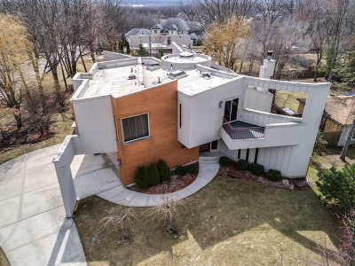 Burr Ridge Single Family Home For Sale: 16w307 95th Place