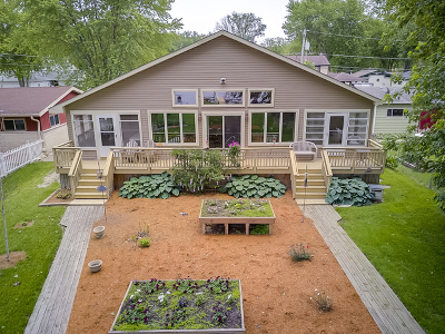 Fox Lake Single Family Home For Sale: 35660 North Sheridan Drive