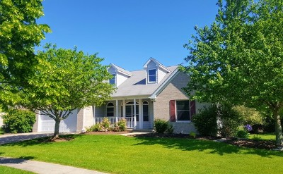 Hampshire Single Family Home Re-Activated: 514 Whitetail Circle