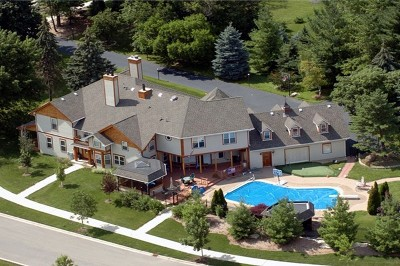 Darien Single Family Home For Sale: 1380 Marco Court