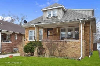 Wilmette Single Family Home For Sale: 127 16th Street