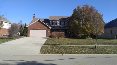 Mokena Single Family Home For Sale: 20951 Mayfair Court