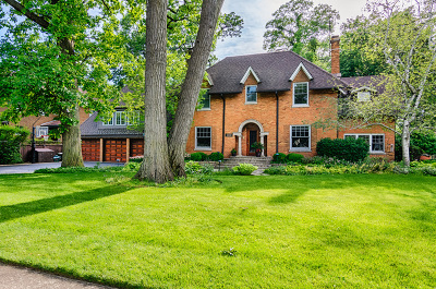 River Forest Single Family Home For Sale: 1122 Forest Avenue