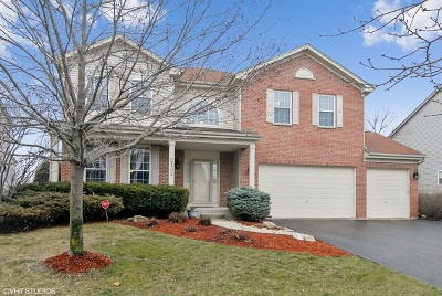 Bolingbrook Single Family Home Contingent: 2104 Mark Circle