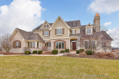 St. Charles Single Family Home For Sale: 41w215 Campton Trail Road