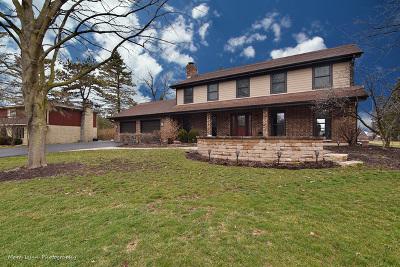 St. Charles Single Family Home Price Change: 42w568 Ironwood Court