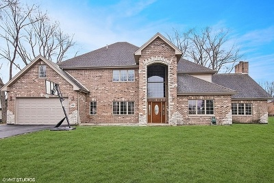 Orland Park Single Family Home Contingent: 8901 West 164th Street
