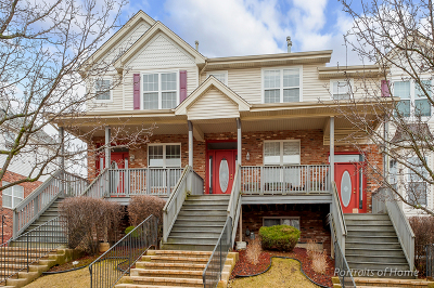 Lombard Condo/Townhouse For Sale: 1013 Kufrin Way