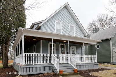 Single Family Home Listing Sold: 213 Liberty Street