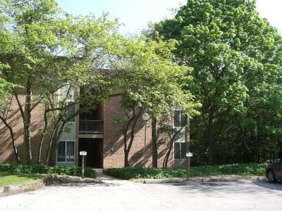 Lisle Condo/Townhouse For Sale: 5827 Oakwood Drive #F