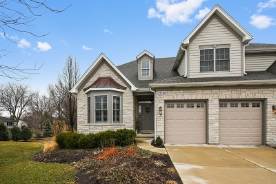 Wheaton Condo/Townhouse For Sale: 0n766 Waverly Court