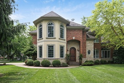 Hinsdale Single Family Home Contingent: 532 Justina Street