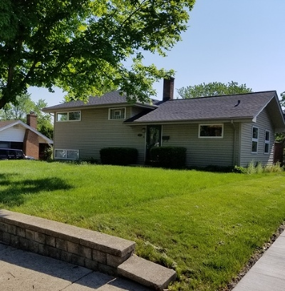 Downers Grove Single Family Home For Sale: 5837 Carpenter Street