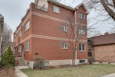 Forest Park Condo/Townhouse For Sale: 317 Elgin Avenue #B