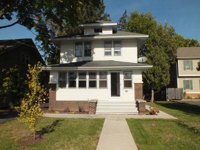 Wheaton Single Family Home For Sale: 421 West Roosevelt Road