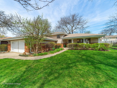 Westmont Single Family Home For Sale: 244 James Drive