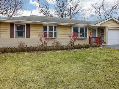 Clarendon Hills Single Family Home Re-Activated: 409 Burlington Avenue