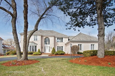 Oak Brook Single Family Home For Sale: 306 Trinity Lane
