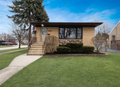 Elmhurst Single Family Home For Sale: 939 South Fairfield Avenue