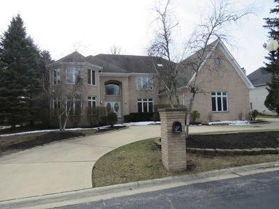 Orland Park, Tinley Park, Evergreen Park, Oak Lawn, Matteson, Olympia Fields, Flossmoor, Frankfort, Country Club Hills, Richton Park, Palos Heights, Palos Park, Palos Hills, Orland Hills, Homewood, Crestwood Single Family Home Price Change: 6 Gianna Drive