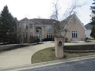 Flossmoor Single Family Home Price Change: 6 Gianna Drive