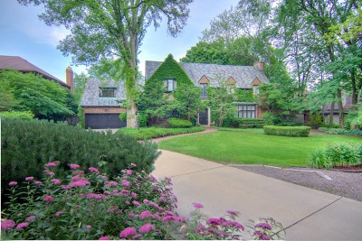 Glen Ellyn, Wheaton, Lombard, Winfield, Elmhurst, Naperville, Downers Grove, Lisle, St. Charles, Warrenville, Geneva, Hinsdale Single Family Home For Sale: 801 South County Line Road