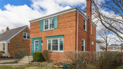 La Grange Park Single Family Home Price Change: 1228 Cleveland Avenue