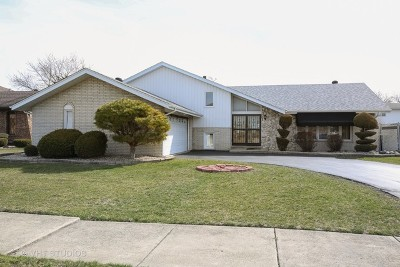 South Holland Single Family Home For Sale: 16915 South Merrill Avenue