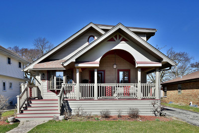 Elmhurst Single Family Home For Sale: 270 North Walnut Street