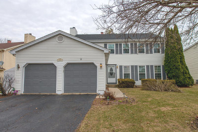 Bartlett Single Family Home For Sale: 945 South Millwood Drive