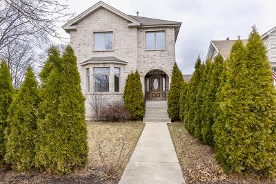Wheeling Single Family Home For Sale: 274 Center Avenue