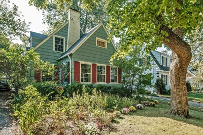 Winnetka Single Family Home For Sale: 1138 Hamptondale Avenue