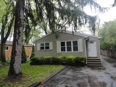 Johnsburg Single Family Home For Sale: 3606 Stubby Avenue