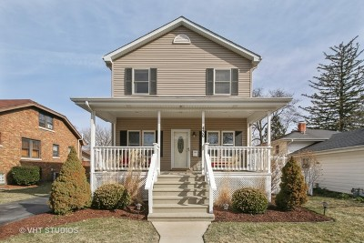 Downers Grove Single Family Home For Sale: 436 Franklin Street
