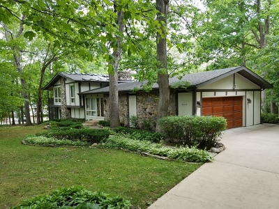 Mokena Single Family Home Contingent: 20132 West Brightway Drive