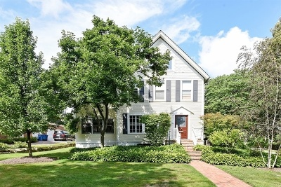Hinsdale Single Family Home Price Change: 568 North Washington Street