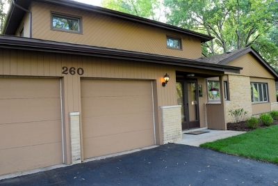 Hoffman Estates Single Family Home For Sale: 260 Westview Street