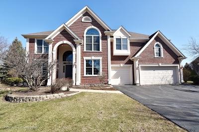 Geneva Single Family Home Price Change: 1189 Keim Court