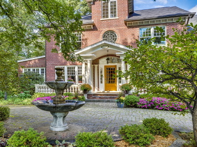Glen Ellyn Single Family Home For Sale: 664 Forest Avenue