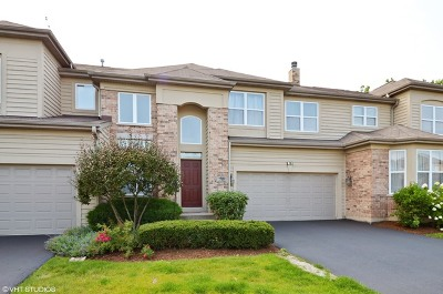 Northbrook Condo/Townhouse For Sale: 748 Samson Way