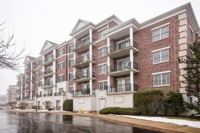 Clarendon Hills Condo/Townhouse For Sale: 412 McDaniels Circle #205