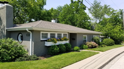 Glen Ellyn Single Family Home Re-Activated: 804 Riford Road