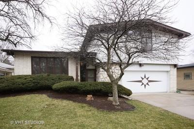 Oak Lawn Single Family Home For Sale: 9217 South Keeler Avenue