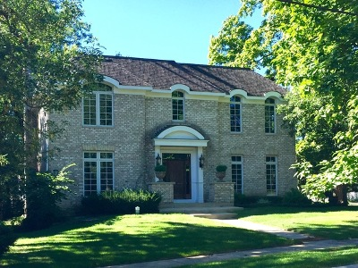 Glen Ellyn Single Family Home Re-Activated: 747 Hill Avenue