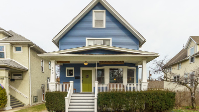 Oak Park Single Family Home For Sale: 540 North Humphrey Avenue