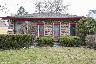 Calumet City  Single Family Home For Sale: 460 Greenbay Avenue